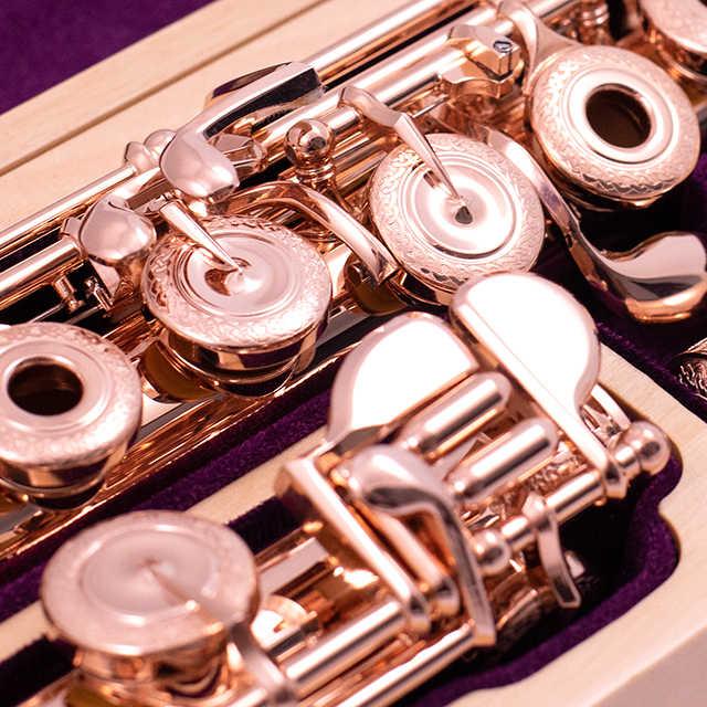 Beste TJ Flutes home page QR-72